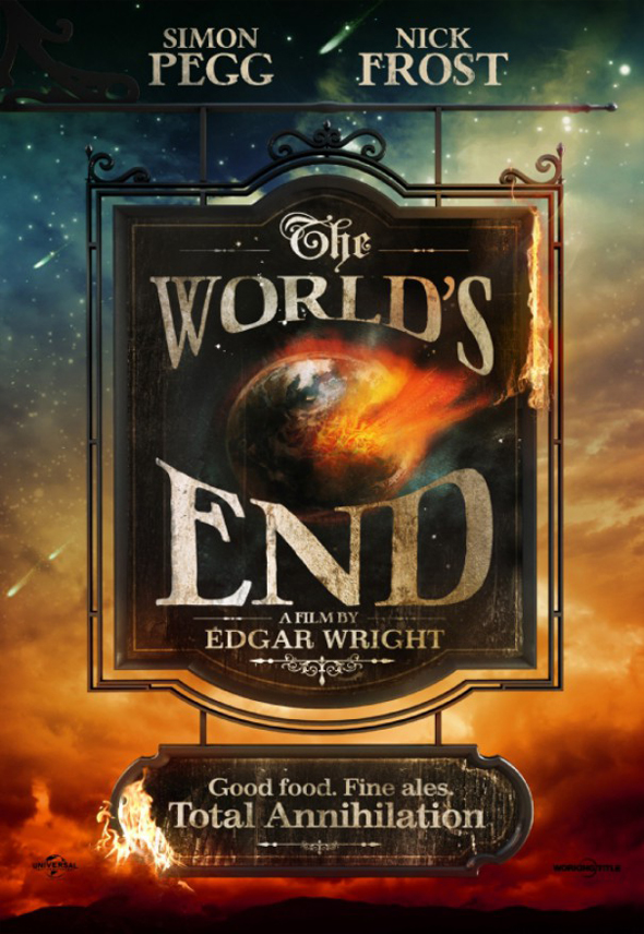 The Worlds End Interior