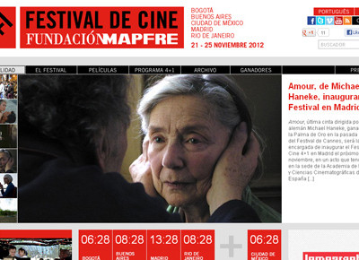 Festival de Cine 4+1