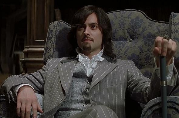 Del papel a la pantalla Dorian Gray Interior 3