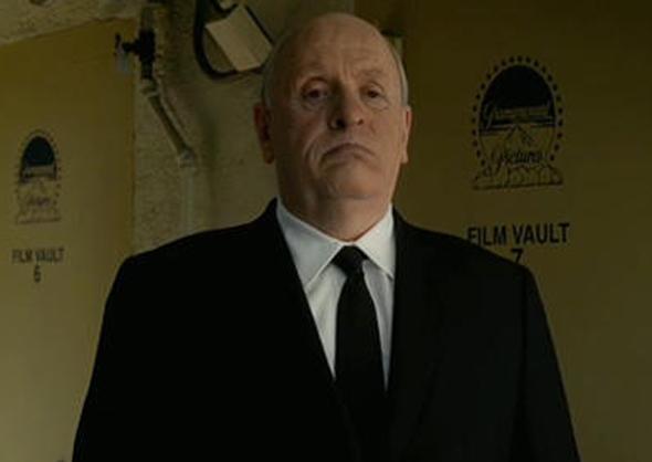 Hitchcock Trailer Castellano Interior