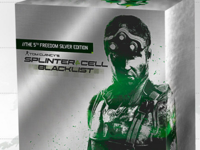 Splinter Cell Blacklist Edicion Especial Interior