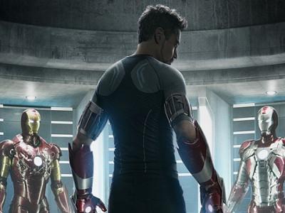 Iron Man 3 Carrusel
