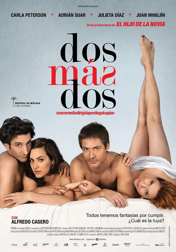Descubre la comedia argentina 39 dos m s dos 39 noche de cine - Dos mas dos ...