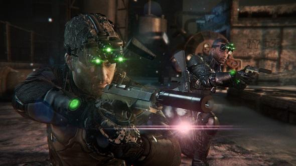 Splinter Cell Blacklist interior