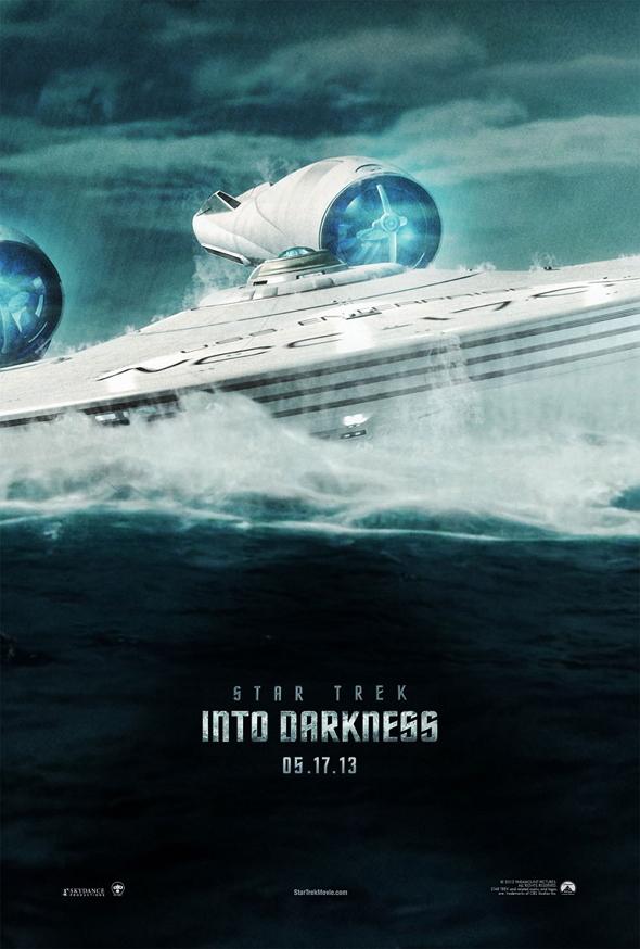 Star Trek: En la oscuridad (Star Trek: Into darkness)