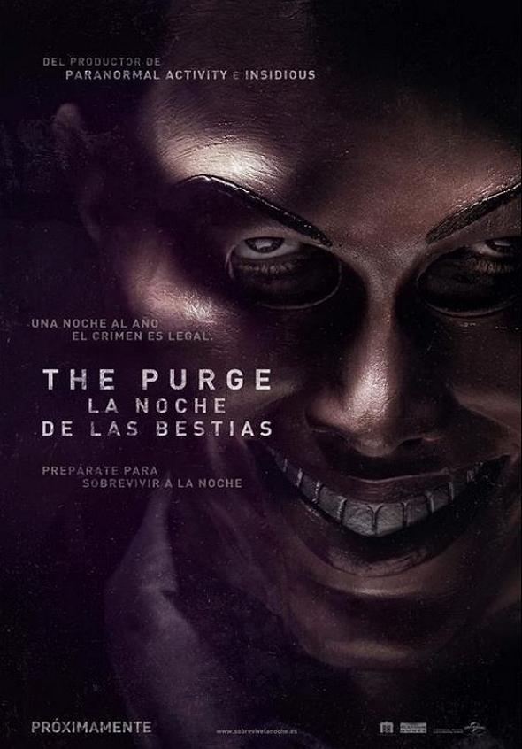 The purge (La noche de las bestias)