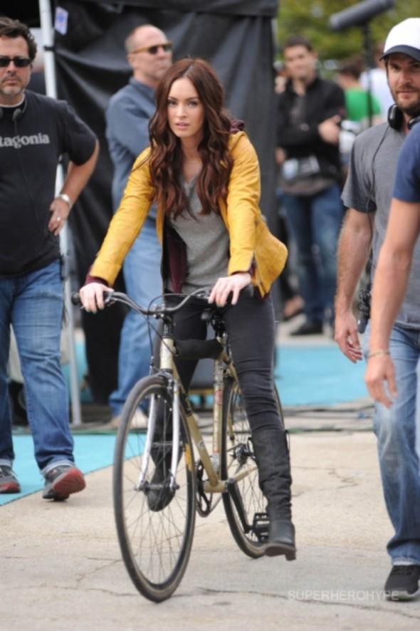 Megan Fox es April O,Neill