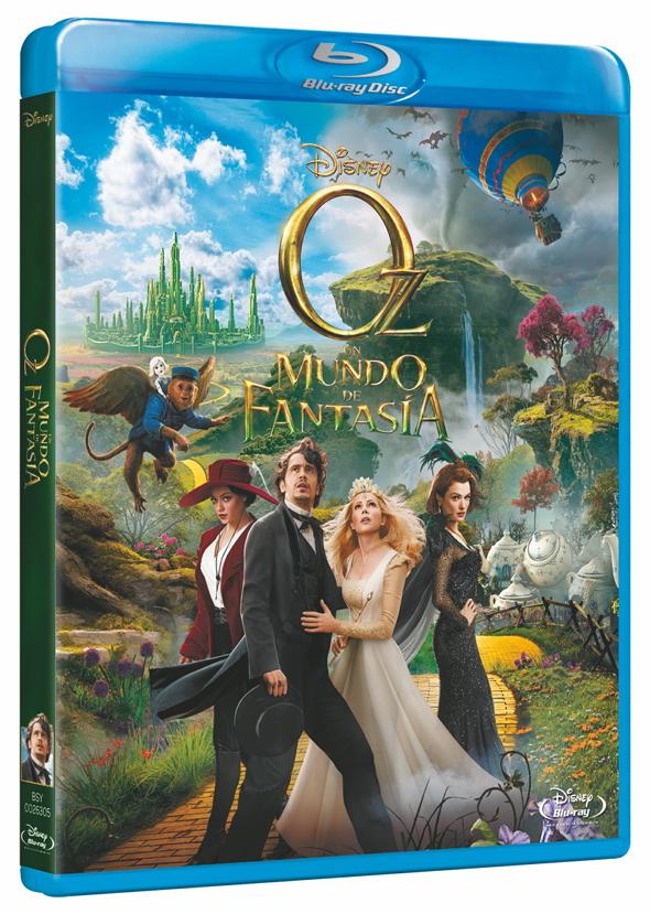 Oz: un mundo de fantasía.
