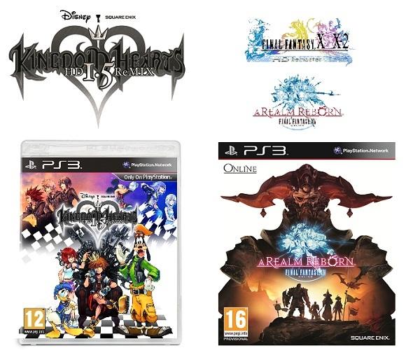 Square Enix. Novedades