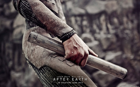 After Earth. Cutlass