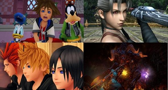 Novedades Square Enix