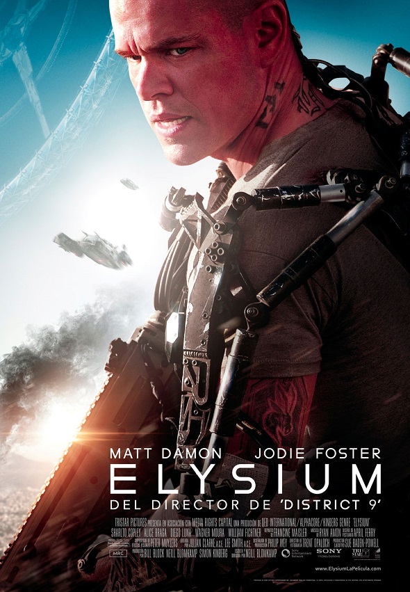 Elysium. Cartel Final
