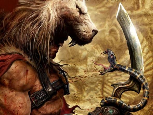 The Thracian Wars. La novela gráfica