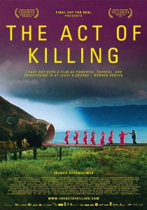 The act of killing interior