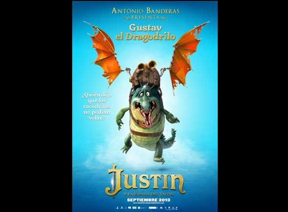 Justin y la espada del valor interior