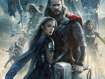 'Thor: El Mundo Oscuro (The Dark World)'