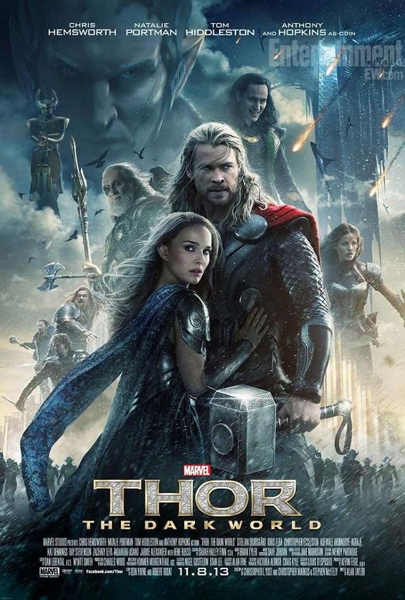 'Thor: El Mundo Oscuro (The Dark World)'