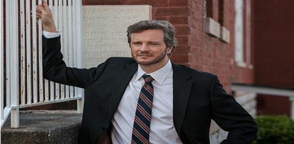 Colin Firth en 'Condenados'