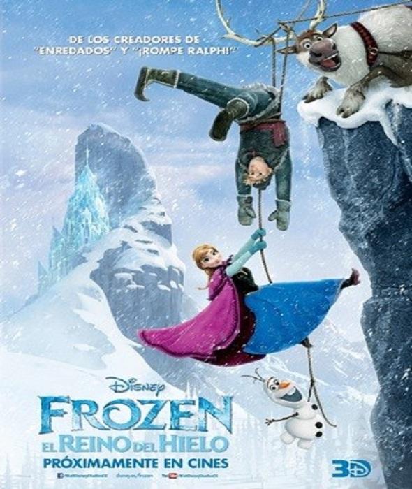 'Frozen. El reino del hielo'