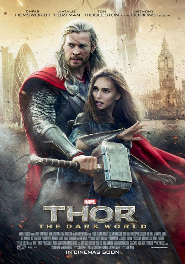 Thor: El mundo oscuro (The dark world)'