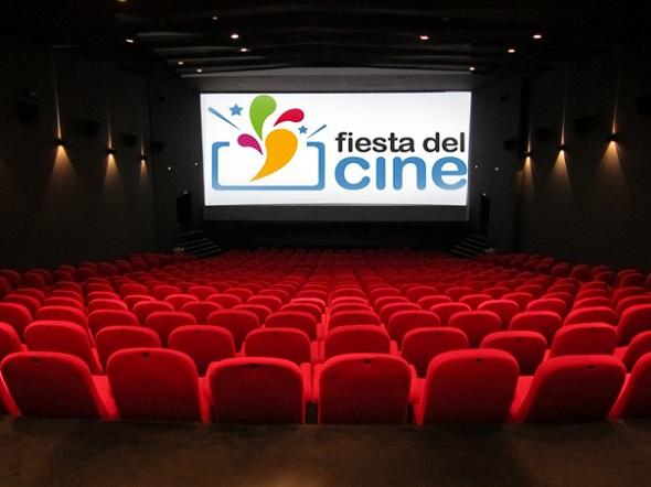 Quinta edición de la Fiesta del cine