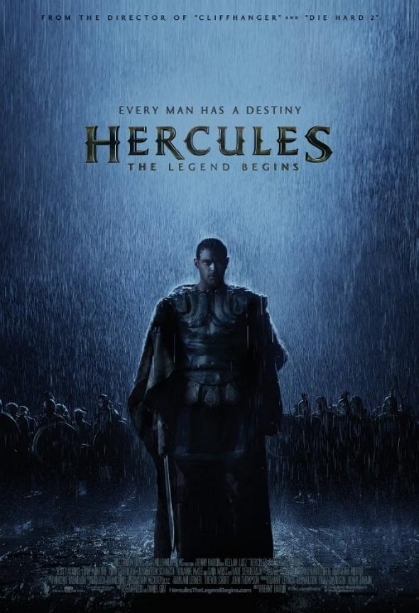 Hércules: La leyenda comienza (The legend begins)