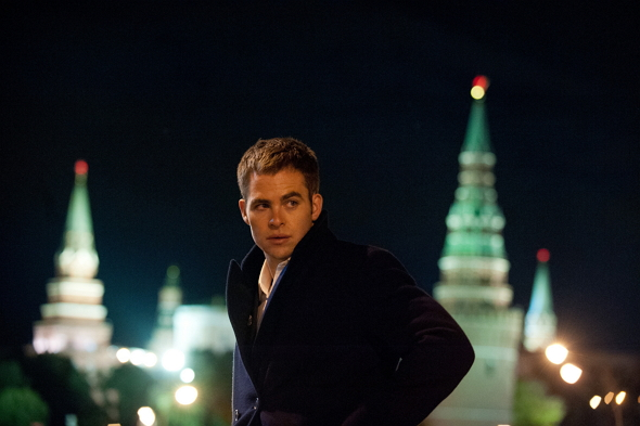 Jack Ryan: Operación sombra (Shadow recruit)