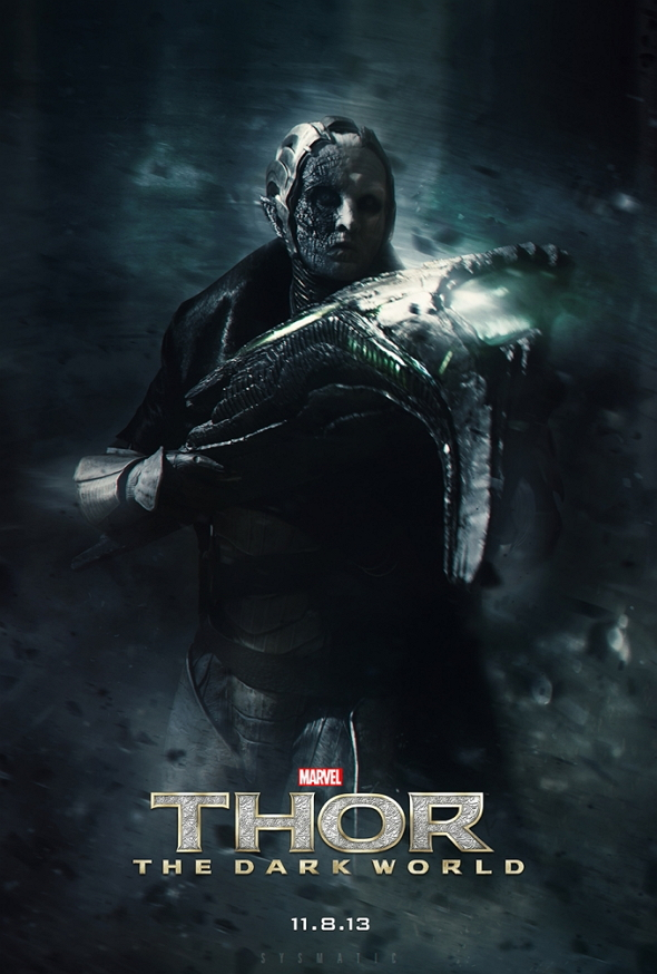 Thor: El mundo oscuro (The dark world)