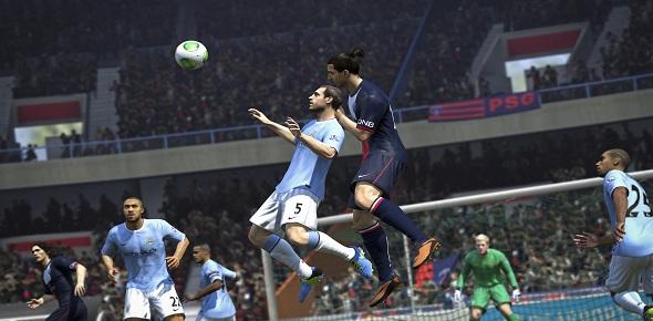Gran precisión con 'Fifa 14'