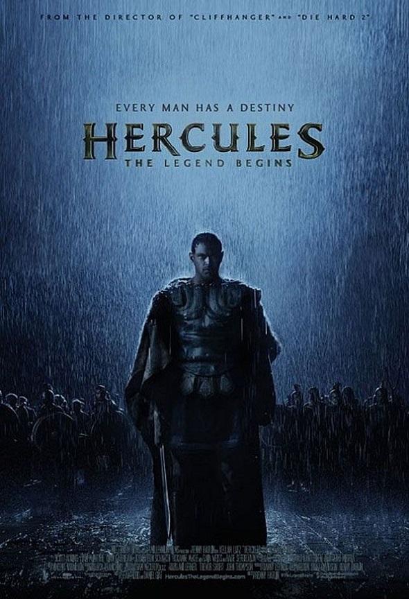 'Hércules: Comienza la Leyenda'