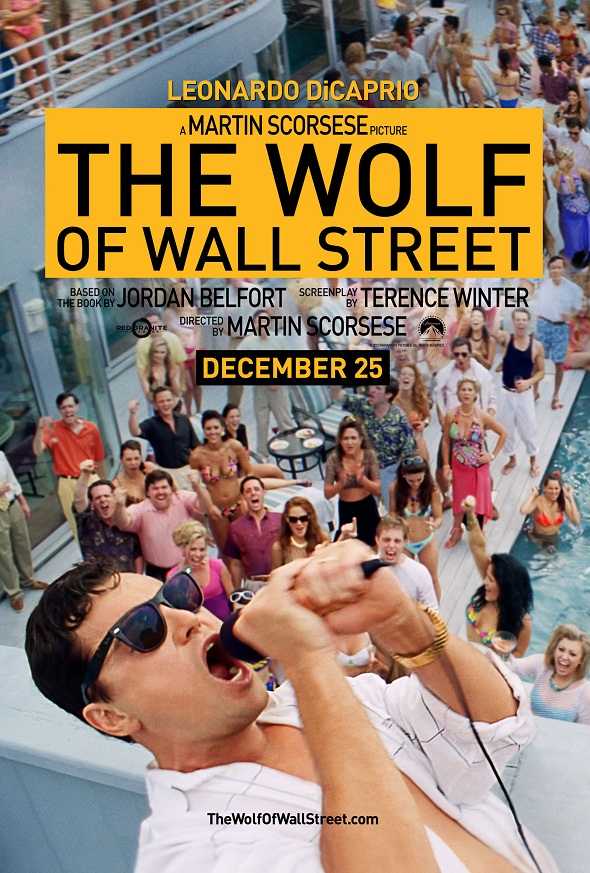 The Wolf of Wall Street (El lobo de Wall Street) (2013)