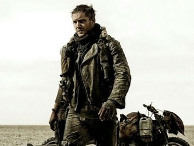 Tom Hardy en 'Mad Max: Fury Road'
