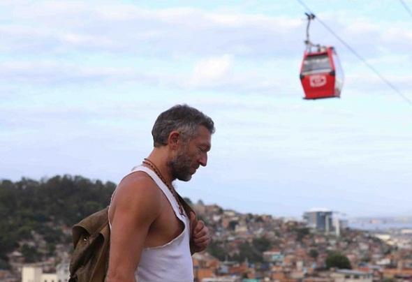 Vincent Cassel en 'Rio, I love you'