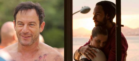 Jason Isaacs y Rodrigo Santoro en 'Rio, I love you'