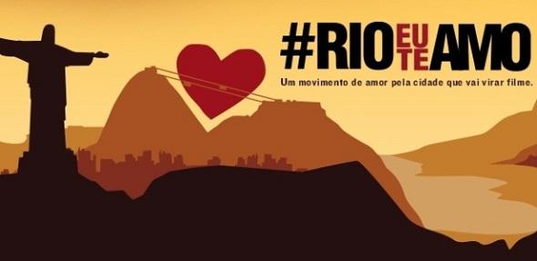Póster 'Rio, I love you'