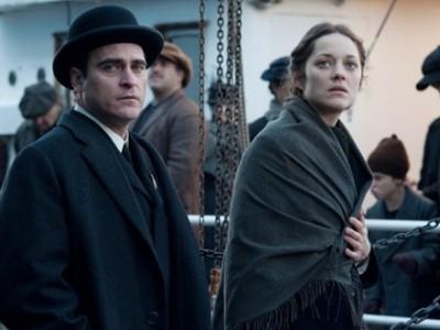 Joaquin Phoenix y Marion Cotillard en 'The inmigrant'