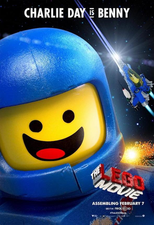 La LEGO Película (The LEGO Movie)