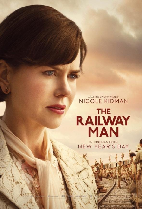 Póster de Nicole Kidman en 'Un largo viaje'