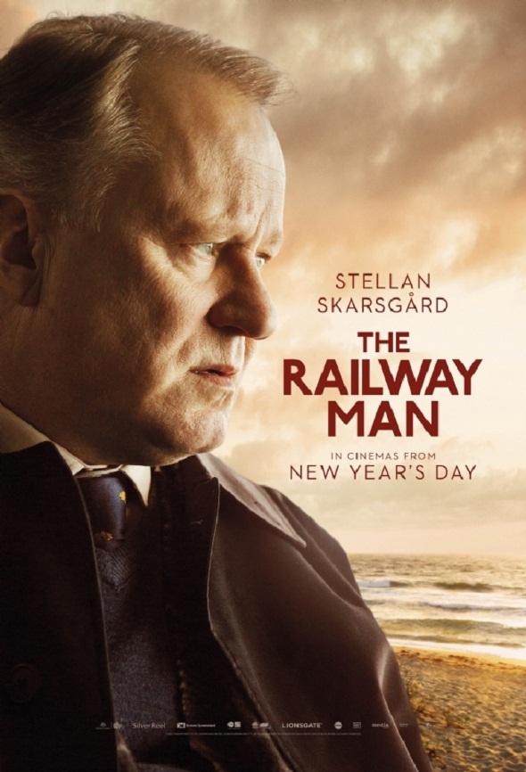 Póster de Stellan Skarsgard en 'Un largo viaje'