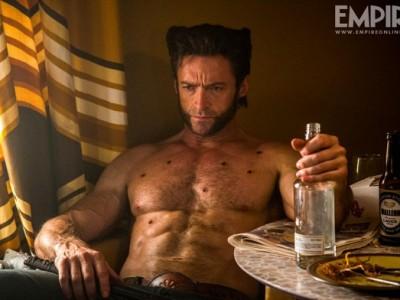 Hugh Jackman en 'X-Men: Días del futuro pasado'
