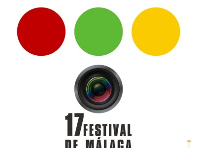 Cartel de la 17 edición del Festival de Málaga