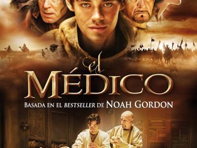 El Médico. Póster.
