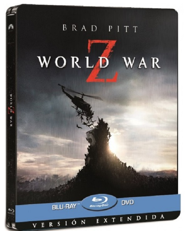Guerra Mundial Z. Caja Metálica