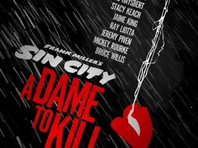 Sin City: A dame to kill for