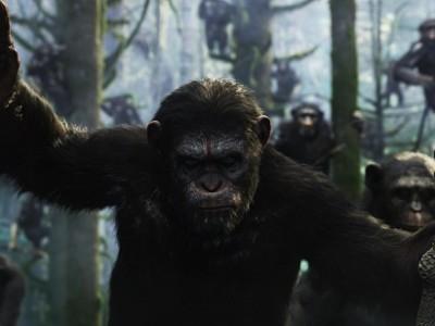 César a la cabeza de los suyos en 'El amanecer del planeta de los simios'