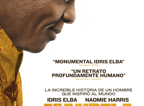 Mandela: del mito al hombre (Mandela: long walk to freedom)