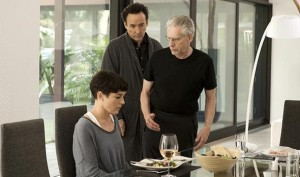 David Cronenberg dirige a Olivia Williams y John Cusack en 'Maps to the stars'