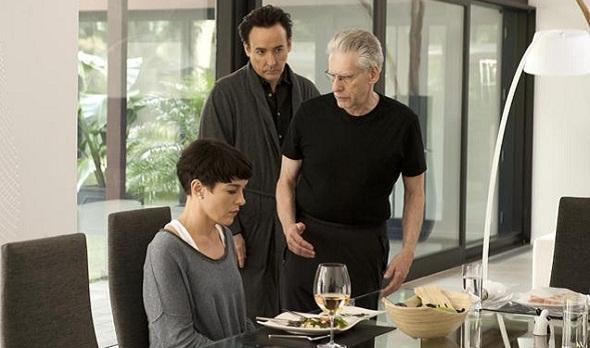 David Cronenberg dirige a Olivia Williams y John Cusack en 'Maps to the stars'