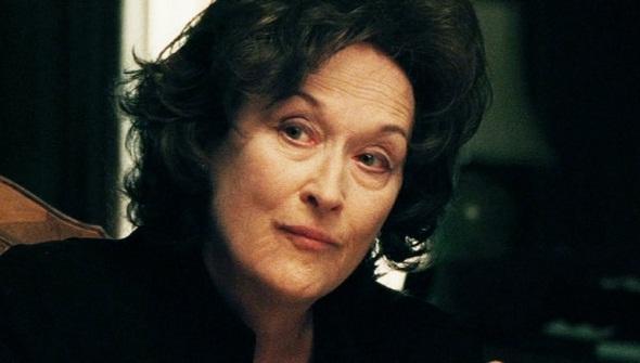 Meryl Streep en 'Agosto'