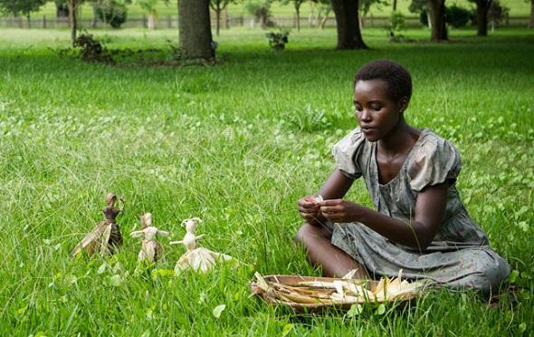 Lupita Nyong'o por '12 años de esclavitud'